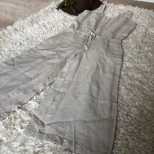NWOT cloth & stone Jumpsuit